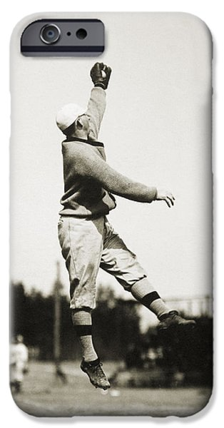 EDDIE GRANT (1883-1918) iPhone Case by Granger