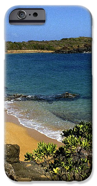 El Convento Beach iPhone Case by Thomas R Fletcher