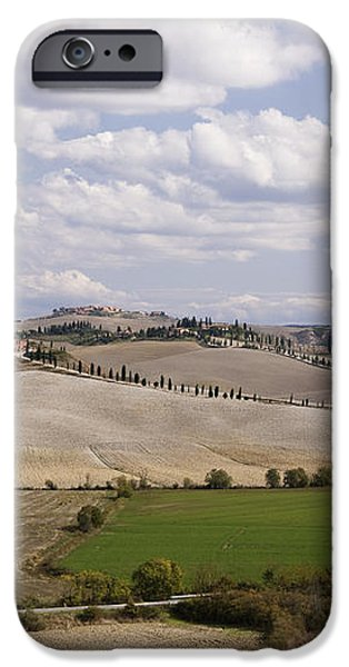 Farm Fields iPhone Case by Jeremy Woodhouse