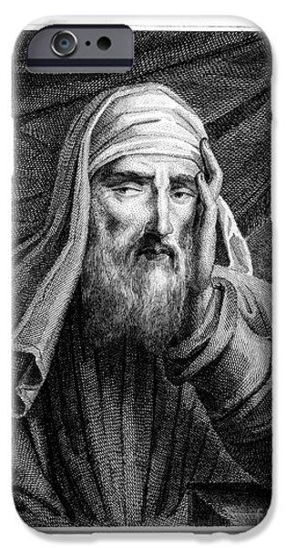 Flavius iPhone Cases - Flavius Josephus (37-100) iPhone Case by Granger
