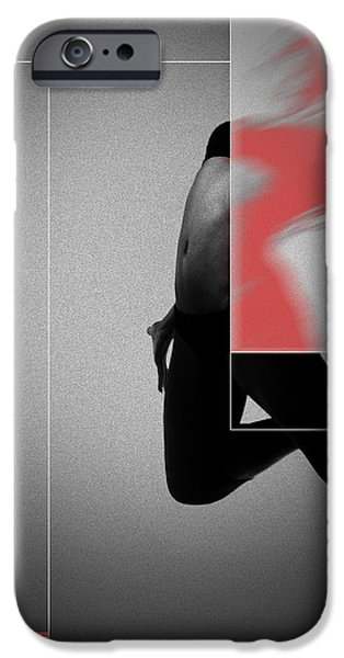 Flight iPhone Case by Naxart Studio