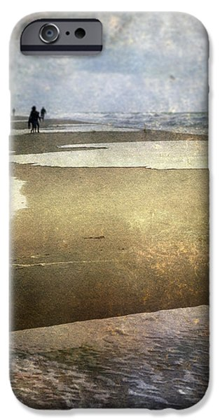 North Sea iPhone Cases - Flood iPhone Case by Joana Kruse