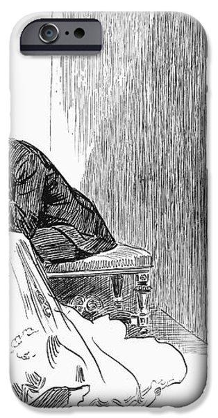 GIBSON: GIBSON GIRL, 1903 iPhone Case by Granger