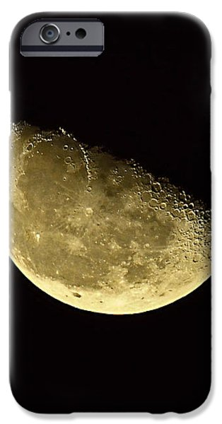 Handsome Half Moon iPhone Case by Al Powell Photography USA