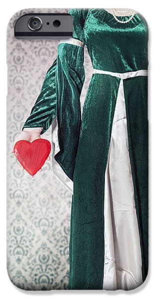 heart iPhone Case by Joana Kruse