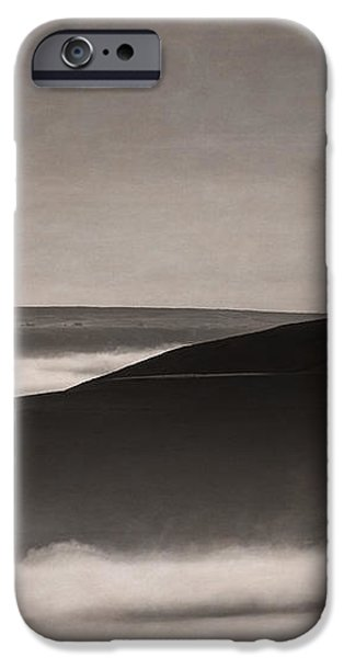 Hope Valley iPhone Case by Andy Astbury