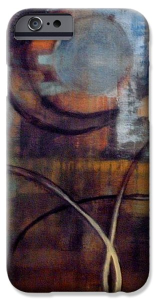Houses of the Holy iPhone Case by Jane Biven