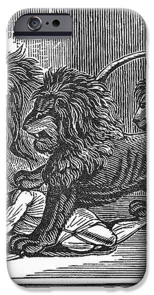 IGNATIUS OF ANTIOCH (c35-110) iPhone Case by Granger