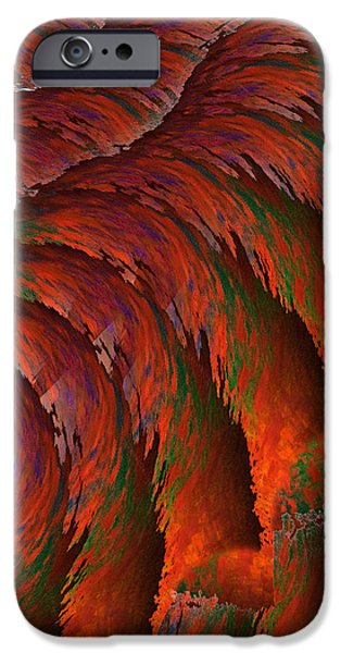 Imagination iPhone Case by Christopher Gaston