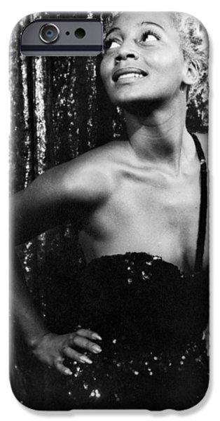 JOYCE BRYANT, 1953 iPhone Case by Granger