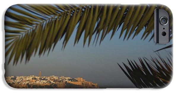 Rabat Photographs iPhone Cases - Kasbah Des Oudaias, Rabat iPhone Case by Axiom Photographic