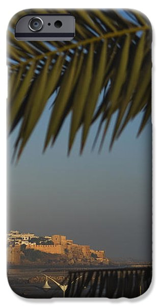 Kasbah Des Oudaias, Rabat iPhone Case by Axiom Photographic