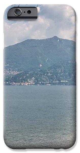 Lago di Como iPhone Case by Joana Kruse