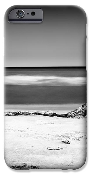 Lake Huron iPhone Case by Tanya Harrison
