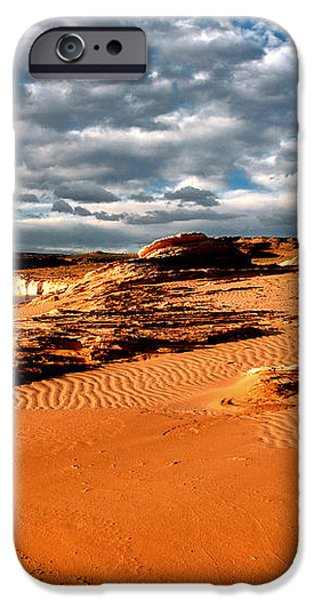Lake Powell Morning Clouds iPhone Case by Thomas R Fletcher