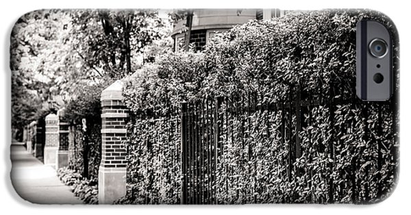 The White House Photographs iPhone Cases - Lakeview Neighborhood iPhone Case by Christina Klausen