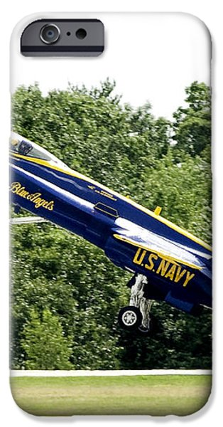 Lift Off iPhone Case by Greg Fortier