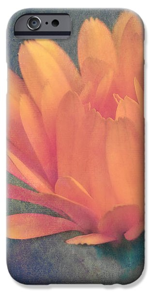 Flower iPhone Cases - Little Flower iPhone Case by Angela Doelling AD DESIGN Photo and PhotoArt