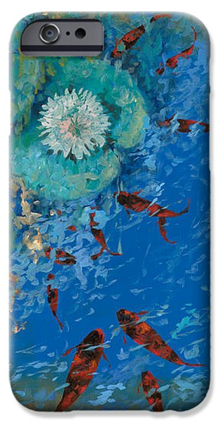 lo stagno iPhone Case by Guido Borelli