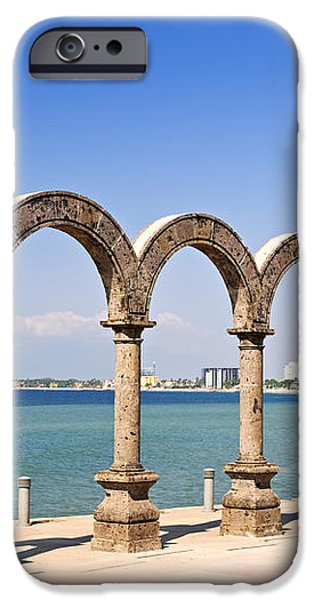 Los Arcos Amphitheater in Puerto Vallarta iPhone Case by Elena Elisseeva