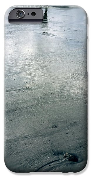 low tide iPhone Case by Joana Kruse