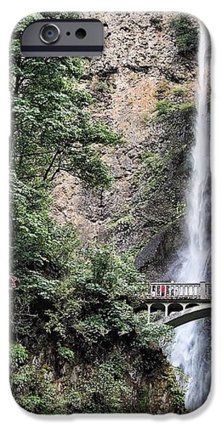 Multnomah iPhone Case by Rudy Umans