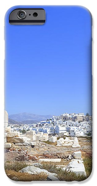 Naxos - Cyclades - Greece iPhone Case by Joana Kruse