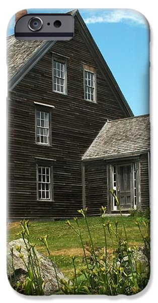 Olson House iPhone Case by Theresa Willingham