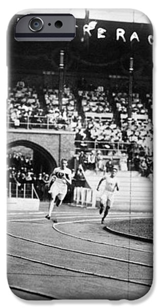OLYMPIC GAMES, 1912 iPhone Case by Granger