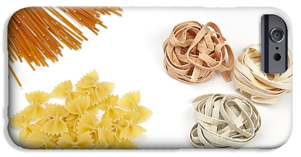 Spaghetti iPhone Cases - Pasta iPhone Case by Joana Kruse