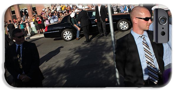 Kate And Prince William iPhone Cases - Prince William and Princess Kate iPhone Case by Donna Munro