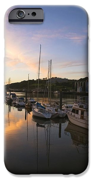 River Suir, From Millenium Plaza iPhone Case by The Irish Image Collection