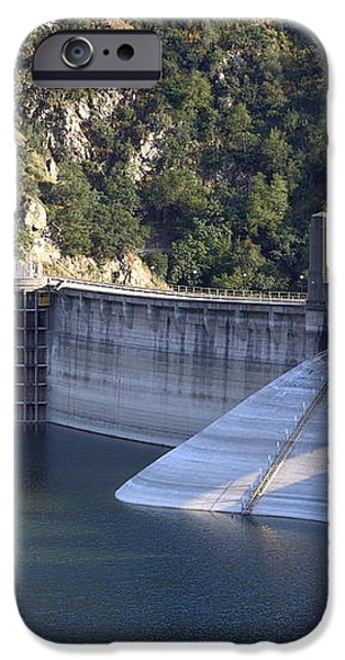 San Gabriel Dam iPhone Case by Viktor Savchenko