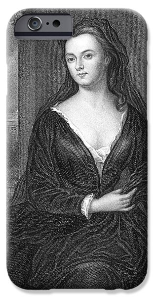 Duchess iPhone Cases - Sarah Churchill (1660-1744) iPhone Case by Granger