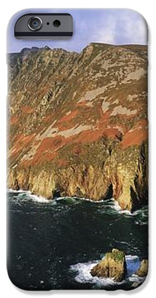 Slieve League, Co Donegal, Ireland iPhone Case by The Irish Image Collection