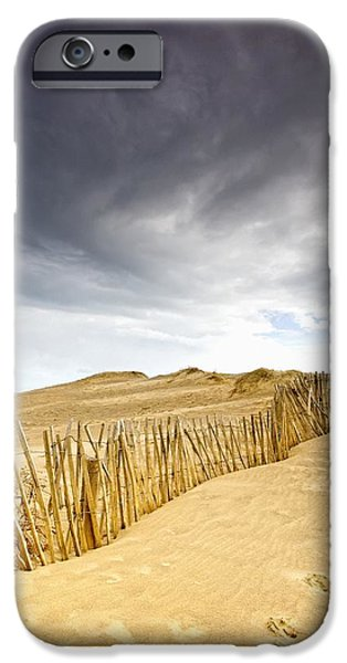 South Shields, Tyne And Wear, England iPhone Case by John Short