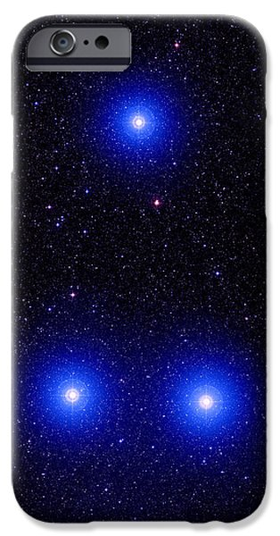 Astrophysics iPhone Cases - Stars iPhone Case by Celestial Image Co.