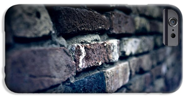 Walls iPhone Cases - Stone Wall iPhone Case by Joana Kruse