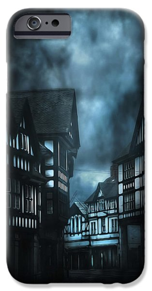 Storm is coming iPhone Case by Svetlana Sewell