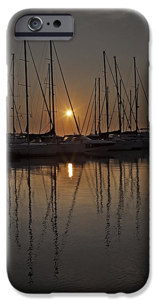 sunset iPhone Case by Joana Kruse