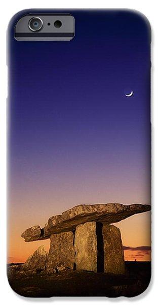Cummins iPhone Cases - The Burren, County Clare, Ireland iPhone Case by Richard Cummins