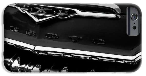 Monotone iPhone Cases - The DeSoto iPhone Case by David Patterson