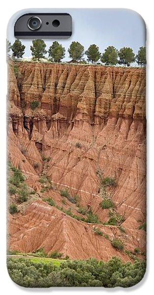 The Imlil Valley, Morocco iPhone Case by Bob Gibbons