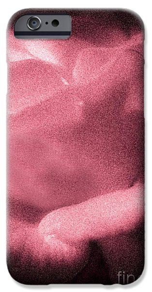 Secret Admirer iPhone Cases - The One iPhone Case by Kim Henderson