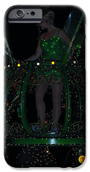 Tinker Bell iPhone Cases - Tinker Bell iPhone Case by Rob Hans