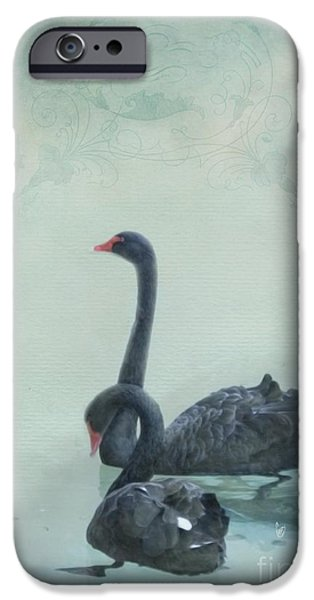 Together forever iPhone Case by Cindy Garber Iverson