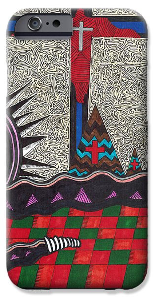 Concept iPhone Cases - Museum Art iPhone Case by Jerry Conner