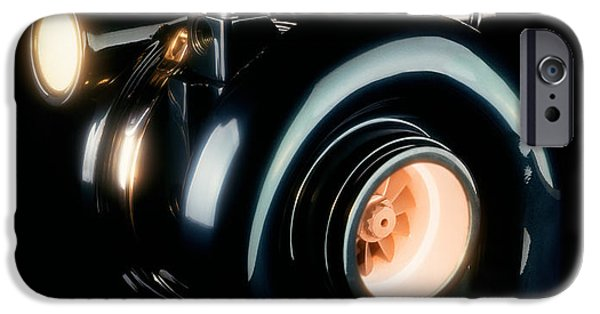 Combustion iPhone Cases - Turbocharger iPhone Case by Mark Sykes