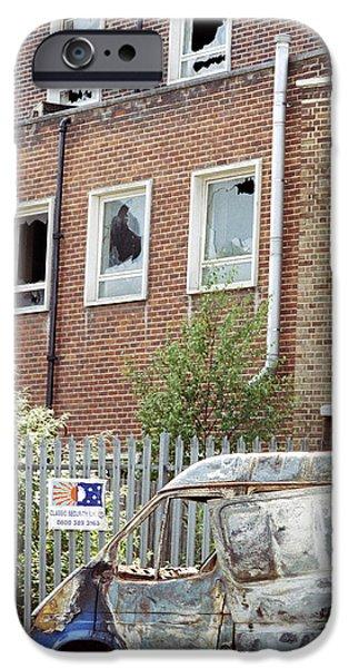 Urban Decay iPhone Case by Victor De Schwanberg