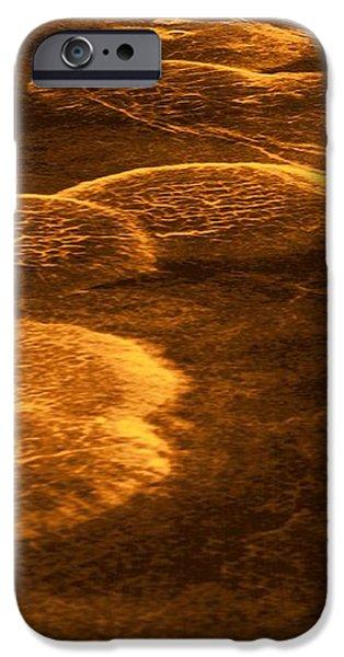 Venus, Synthetic Aperture Radar Map iPhone Case by Detlev Van Ravenswaay